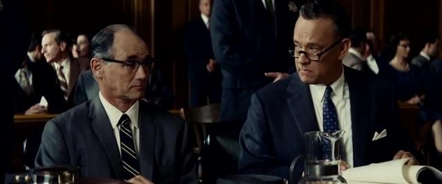 Отрывок из фильма Шпионский мост [А это поможет?]