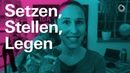 Setzen Stellen Legen auf Deutsch Learn German with Ida Ida erklärt