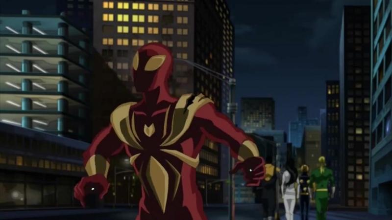 Обзор Ultimate Spider Man Великий Совершенный Человек Паук