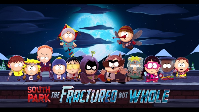 South Park: The Fractured But Whole DLC