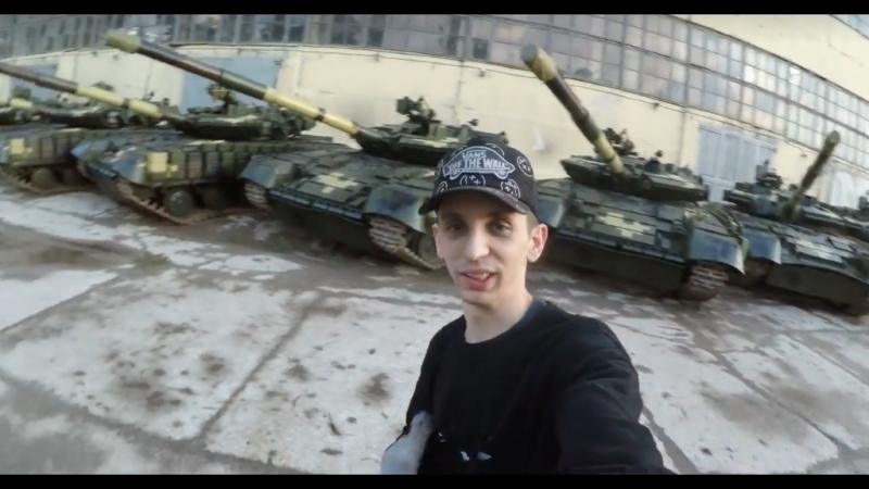 Нашли охранников бронетанкового завода в Харькове