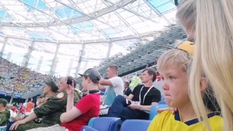 FIFA 2018 Когда папа футболист вышел на поле.
