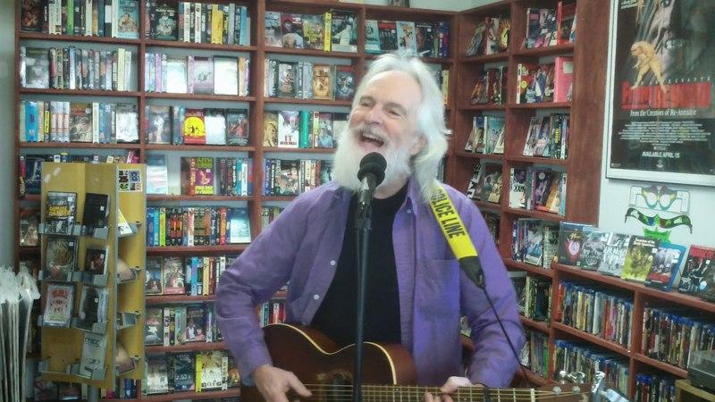 Gurf Morlix tribute to Blaze Foley music End of an Ear records Austin TX 5/7/17