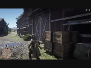 Possibly the best brawl I've been in - felt like a badass. Red Dead Online