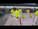Freddie for take-off! Watch our baggage handlers pay tribute to former Heathrow baggage ha