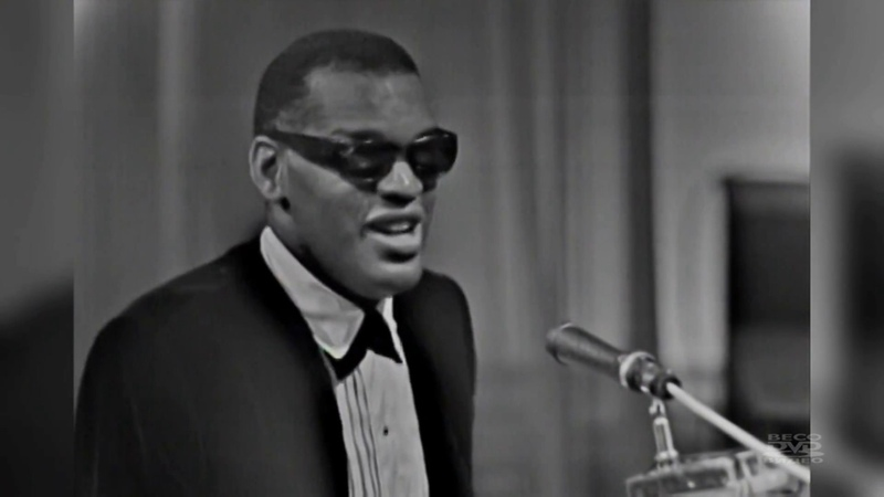 Ray Charles - Hit The Road Jack 1080p (Remastered in HD by Veso™)