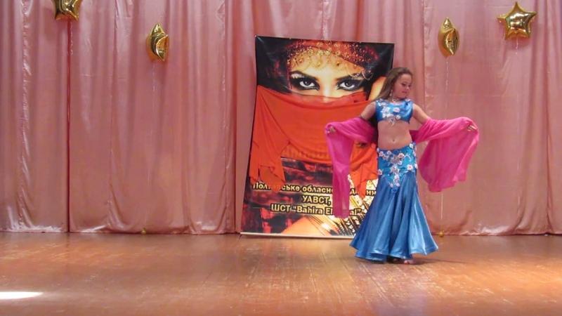 ШВТ Bahira El Assal Мирослава Корогод Межансе. Отчётный концерт 2018