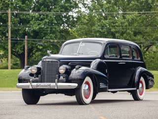 Cadillac Series 9023 Fleetwood V16 (1938)