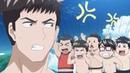 Чистюля Аояма серия 9 AniLibria Tv HDTV