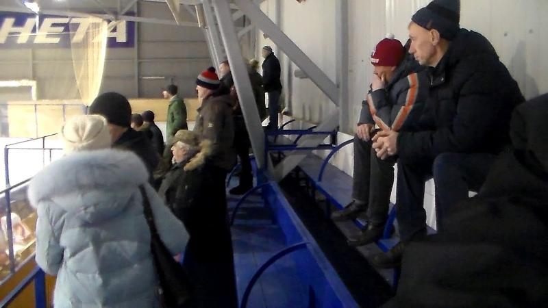 Хоккей в Буе.Планета(Буй)-КТК(Кострома).25.11.2018.(ч.2)
