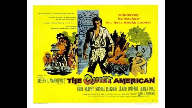 The Quiet American (El Americano Tranquilo) (1958) (Español)