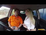 FakeDrivingSchool Georgie Lyall Off Duty Sex New Porn 2018