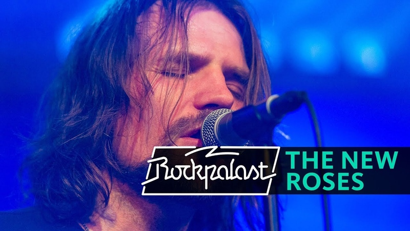 The New Roses live   Rockpalast   2018