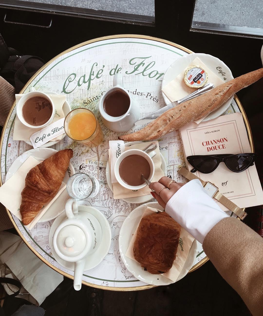 Café de Flore фото