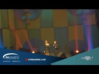 Dj awards 21st annual ceremony at heart ibiza 2018