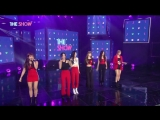 Apink - No. 1 @ The Show 180710