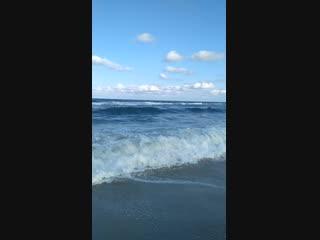 на море можно смотреть бесконечно...