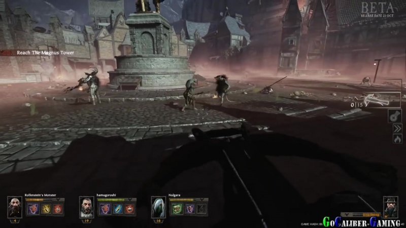 Warhammer- End Times Vermintide BETA Walkthrough Gameplay - Part 6 - The Horn of_HD.mp4