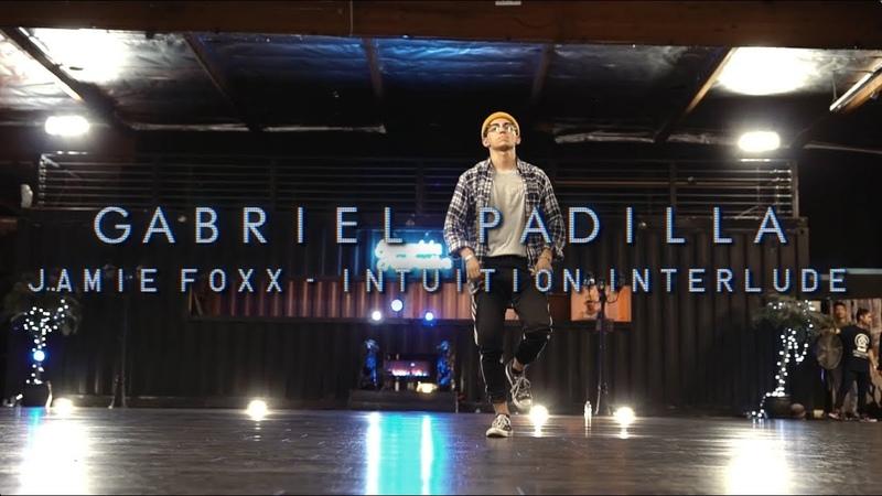 Gabriel Padilla Jamie Foxx Intuition Interlude Snowglobe Perspective
