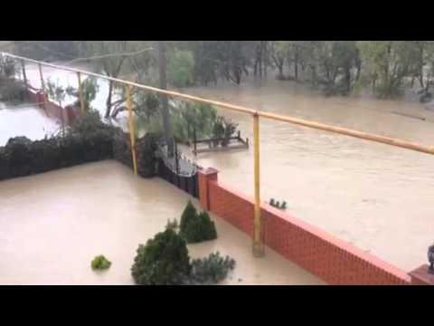 Наводнение цунами станица должанская