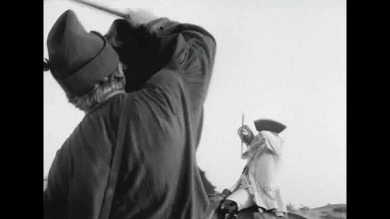 Капитан Тенкеш 13 серия Венгрия Приключения 1963