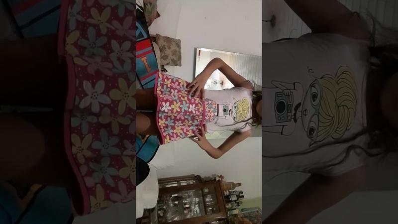 Dançando em minha casa