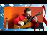 Обучение игре на гитаре для детей. Бесплатный урок - пишите мне!