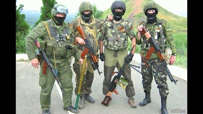 Они сражаются за Донбасс