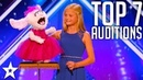 The Best Top 7 AMAZING Auditions Americas Got Talent 2017