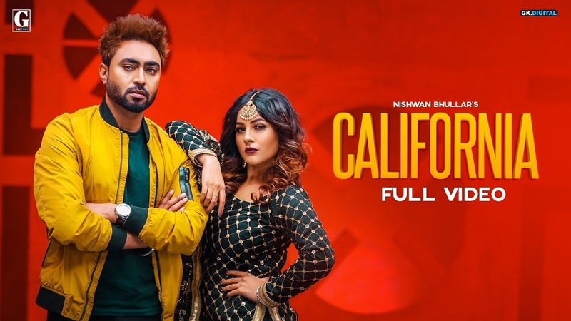 California Video Nishawn Bhullar | Priya | Sukhe | Jass Manak | Satti Dhillon | GK | Geet MP3