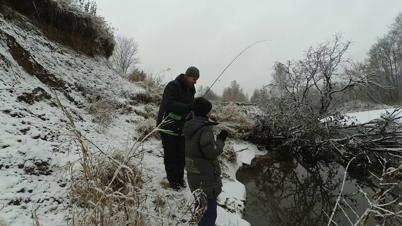 Рыбалка 18.11.2018 года