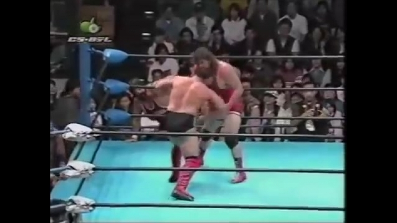 AJPW October Giant Series 1997 (1997.09.27) - День 1 (Часть 2)