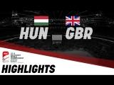Венгрия - Великобритания - 2:3 Б