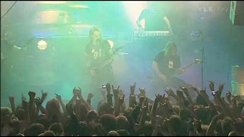 Children of Bodom - Live at Nosturi - 2005.10.28 - Nosturi, Helsinki