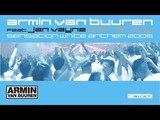 Armin van Buuren feat. Jan Vayne - Serenity (Original Mix)