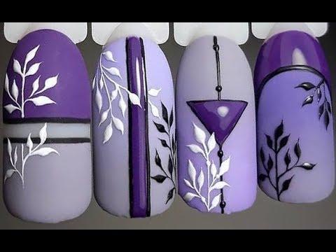 Top 10 New Nail Art Tutorials | The Best Nail Art Designs 248 | BeautyIdeas Nail Art