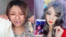 Best VIRAL Asian Makeup Transformations 2018 😱 Asian Makeup Tutorials Compilation / part3