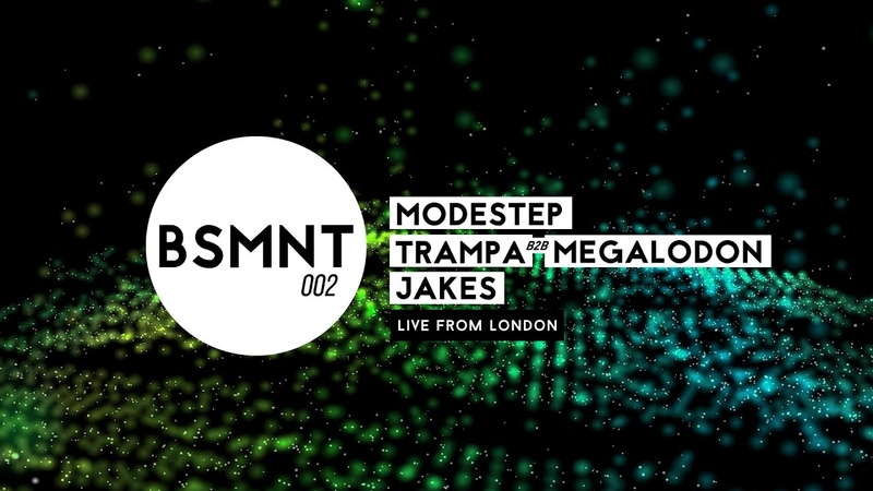 BSMNT 002 | Modestep x Trampa b2b Megalodon x Jakes