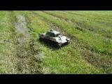 Heng Long Panther ausf.G first field test.