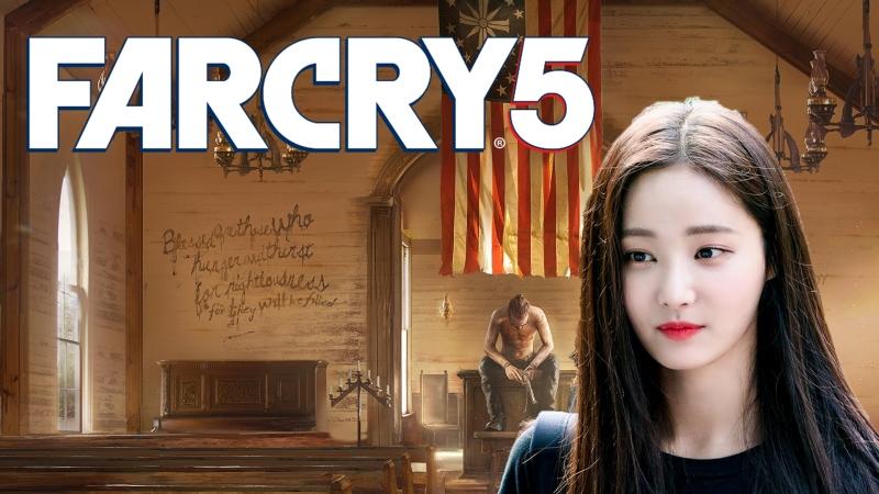 Far Cry 5 день 2