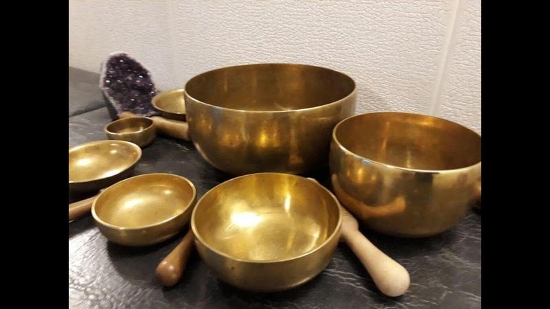 Cuencos Tibetanos. Sanación Vibracional. Eleva tu Energía Vital (Tibetan Bowls)