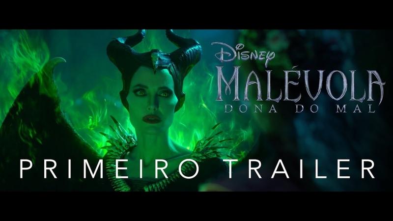 Primeiro Trailer - Malévola Dona do Mal, 17 de outubro nos cinemas.