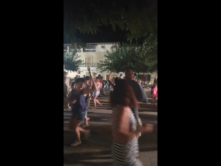 Танцы в Каталонии