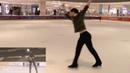 Yuri on ice dance