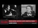Michel Rachline (juif): l'antisémitisme est provoqué par les Juifs