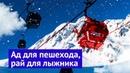 Главный горнолыжный курорт России через 5 лет после Олимпиады