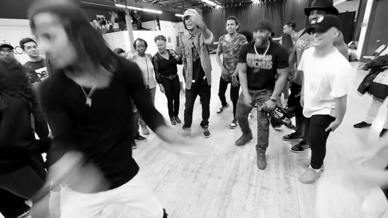 Les Twins - Ludacris Ft. Nicki Minaj - My Chick Bad (CLEAR AUDIO)