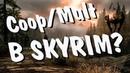 Лучшее кооперативные/мультиплеерные проекты для Skyrim