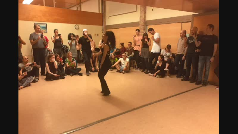 David Bruna 24.11.2018, Intermediate (demo)