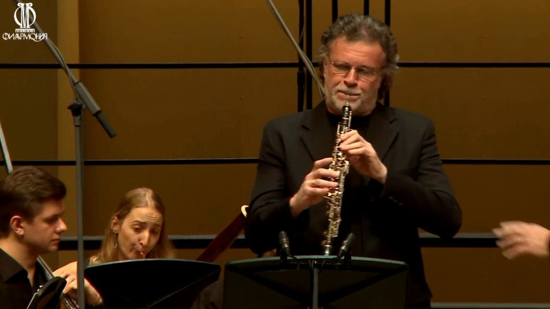 J. S. Bach - Concerto in A-dur for Oboe d`amore BWV 1055
